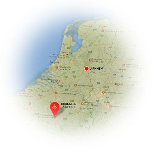 Taxi Danny Arnhem is dé Brussels Airport service voor de Regio Arnhem. Taxi Arnhem Brussels Airport tegen het laagste tarief.