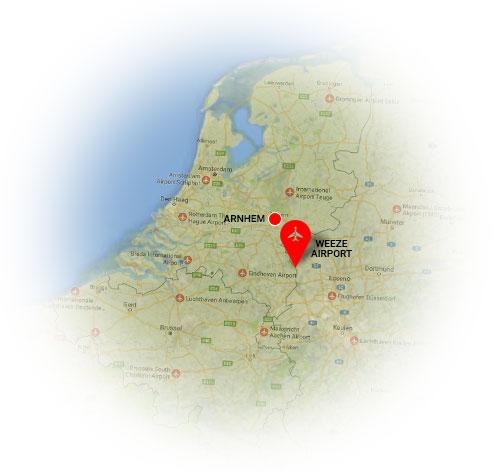 Taxi Arnhem Weeze Airport